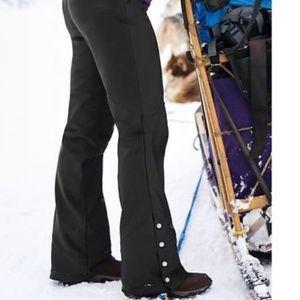 ATHLETA | Ski Pants - Black Snow Cruiser Italian 8